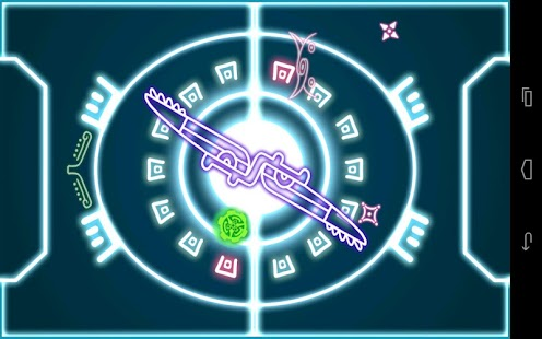 Paddletronic Duel Screenshot 8