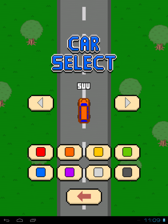 Carjacker- screenshot