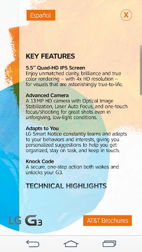 devicealive LG G3