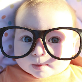 My Niece may or may not be a genius... by Erika Miller - Babies & Children Toddlers