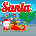 Chasing Santa icon