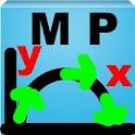 Movimiento Parabólico(Física) icon
