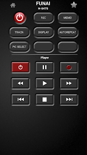 Castreal Remote Control- screenshot thumbnail