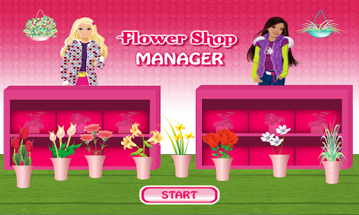 Manager Flower Girl- screenshot thumbnail