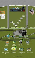 Screenshot of Next Launcher Theme P.Sheep