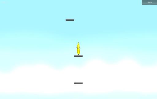 【免費街機App】Banana Jump-APP點子
