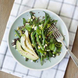 Avocado Green Bean Salad Recipes.