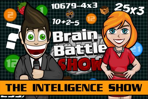 Brain Battle IQ Show Deluxe- screenshot