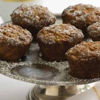 Carrot Cupcakes.