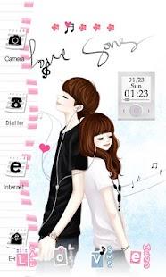 CUKI Themes dasoda love song