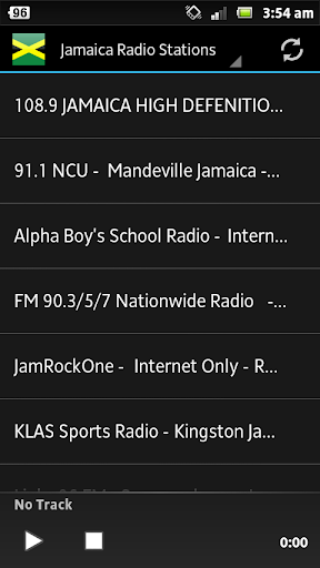 Kingston Radio Stations