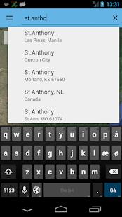 AndMeasure (Area & Distance) - screenshot thumbnail