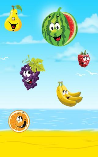 水果為孩子們
