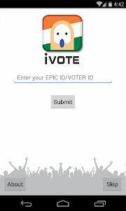 iVote - Official ECI App screenshot 9