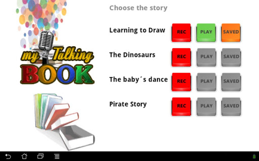 read to me - my talking book