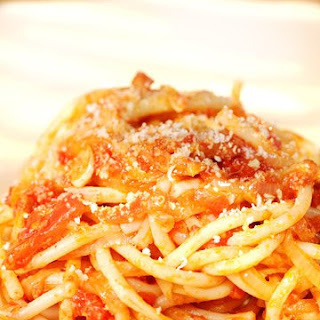 Bucatini All'Amatriciana