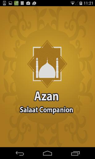 Azaan - Salaat伴侶