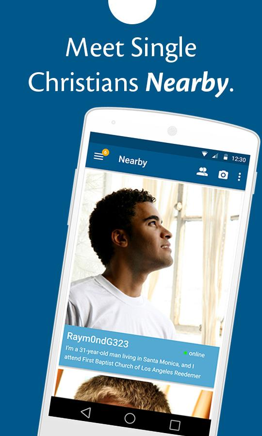 Christian dating app collide
