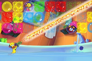 Screenshot of Ducky Op -No mercy for bubbles