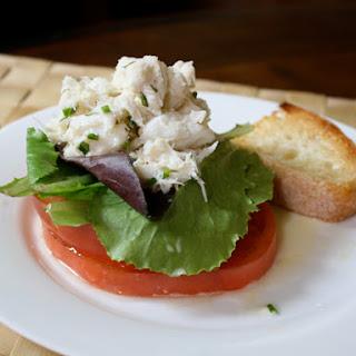 Tarragon Crab Salad