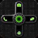 GO Locker NEON GREEN Theme icon