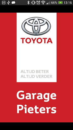 Toyota Pieters