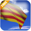 Catalunya Flag Live Wallpaper icon