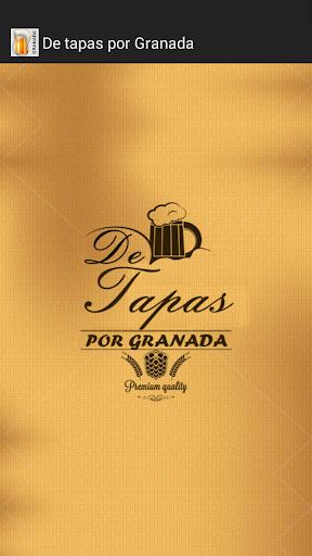 Tapas Granada full
