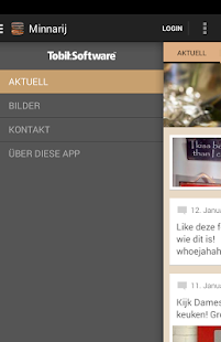 Restaurant de Minnarij - screenshot thumbnail
