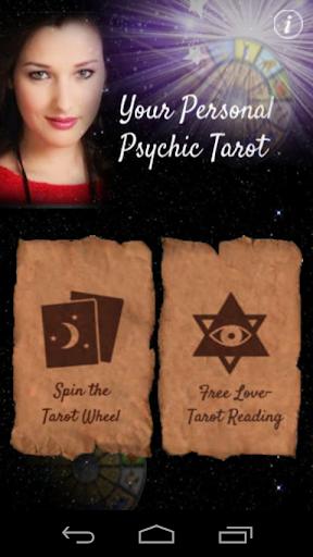 Psychic Love Tarot