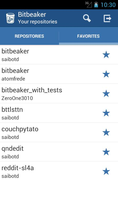 Bitbeaker - screenshot
