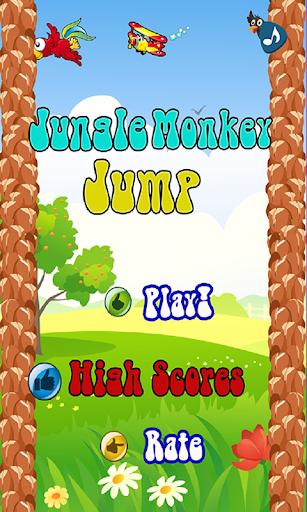 Super Monkey jungle Jump