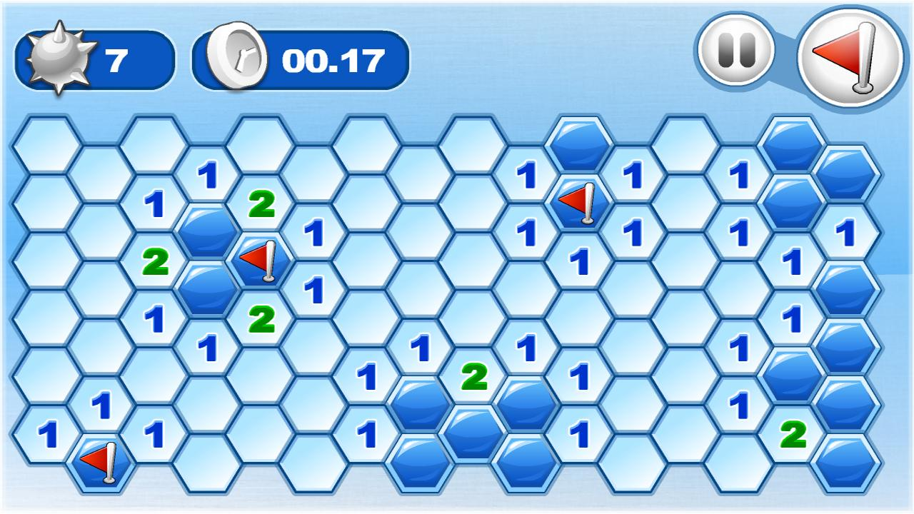 Ultimate Minesweeper HD FREE - screenshot