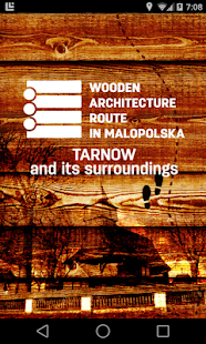 Tarnow. Wooden architecture- screenshot thumbnail
