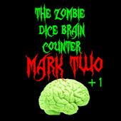 Zombie Dice Brain Counter MK2