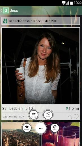 Dattch - Lesbian Dating App
