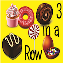 3 in A Row Candy icon
