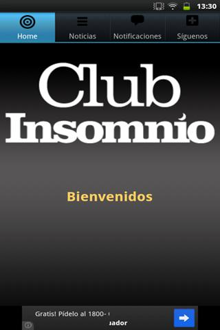 Club Insomnio - screenshot