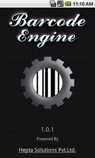 Barcode Engine:Printing System