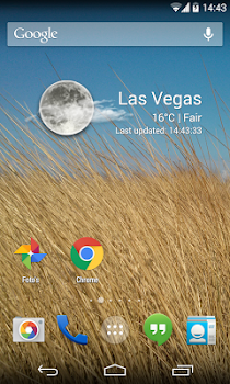 Simple Weather Widget