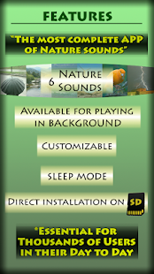 Nature relax music - screenshot thumbnail