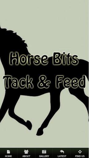 Horse Bits Tack and Feed