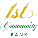 1st Community Bank Mobile icon