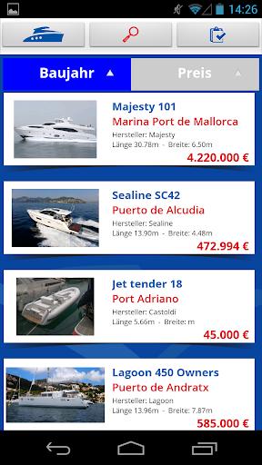 【免費生活App】Mallorca Yachten-APP點子
