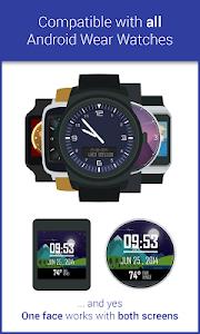 Facer Watch Face v0.90.002