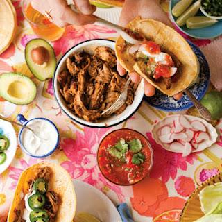 Pork Tacos.