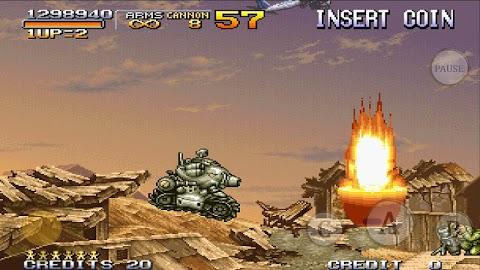 METAL SLUG 2 Screenshot 4