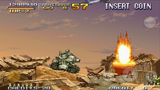 METAL SLUG 2 Screenshot 4
