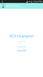 BCS Champion - screenshot thumbnail