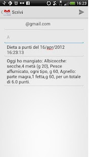 Dieta a Punti - screenshot thumbnail